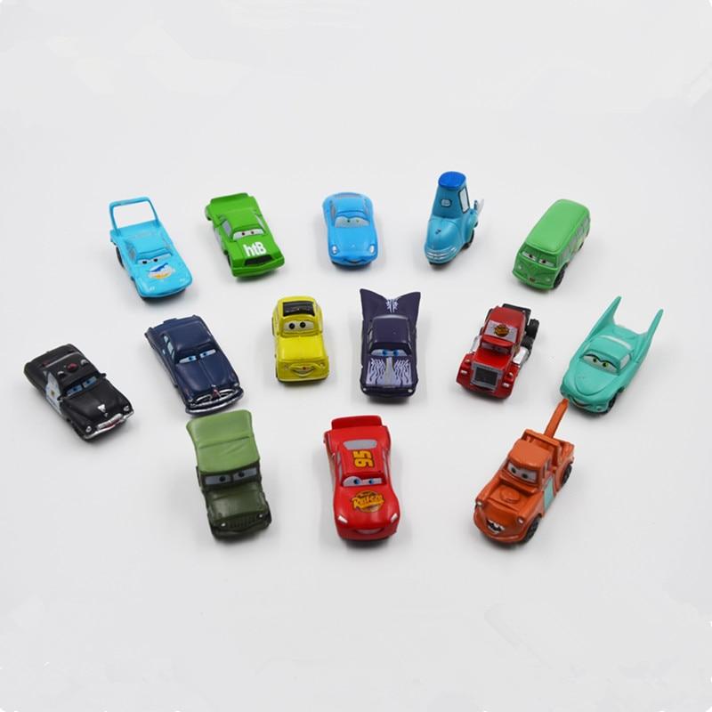 Disney Kid Toys Fashion Hot Toys For Child pix Car Model 14 Pcs/Cet Cartoon Plastic Action Figures Juguetes Brinquedos Ty863<br><br>Aliexpress