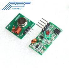 1pair 433MHZ RF Wireless Receiver Module & Transmitter Module Board For Arduino Super Regeneration DC5V (ASK /OOK)(China)