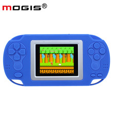 M370 Portable Pocket Handheld Mini Retro Game Player Video TV Game Console For Boy 218 8 bit 8-bit nes Classic Edition Game LCD(China)