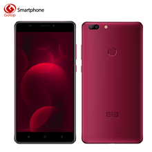 Original Elephone C1 Max 6.0 Inch Smartphone Android 7.0 MTK6737 Quad Core Mobile Phone 2GB RAM 32GB ROM Fingerprint Cell Phone(China)