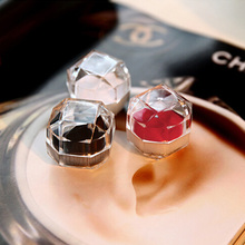 Acrylic Crystal Transparent Ring Box  Stud Earring Clear Jewelry Box Case Gift Boxes Jewelry Packaging Wholesale
