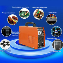 DC 220V Portable Arc Welder Household Inverter High Quality Mini Electric Welding Machine(China)