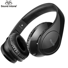 Sound Intone P7 Wireless Bluetooth Headphones With Mic Support TF Card High Quality Stereo Bluetooth Headsets For iPhone Xiaomi