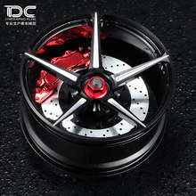 1/10 SCALE DRIFT CAR ALUMINIUM ALLOY 7075 DRIFT WHEEL HUB FOR 1/10 DRIFT RC CAR(China)