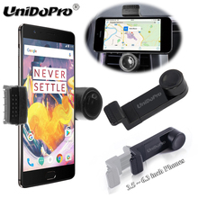 360 Degree Portable Car Air Vent Mount Holder for OnePlus 5 3T 3 2 1 OnePlus 5T 3 Three Two for Oneplus X Phone Bracket Trestle(China)