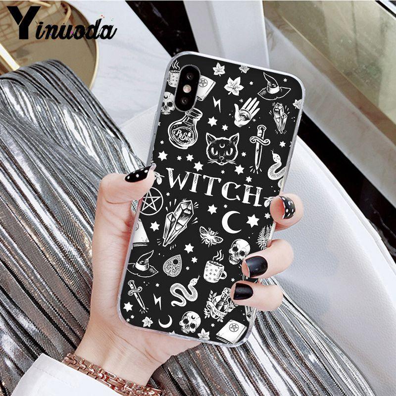 Girly Pastel Witch Goth