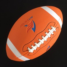 Rugby Sports Balls Official Size 9 American Football Rugby Ball PU Material Rugby For Training Match Entertainment Toy(China)