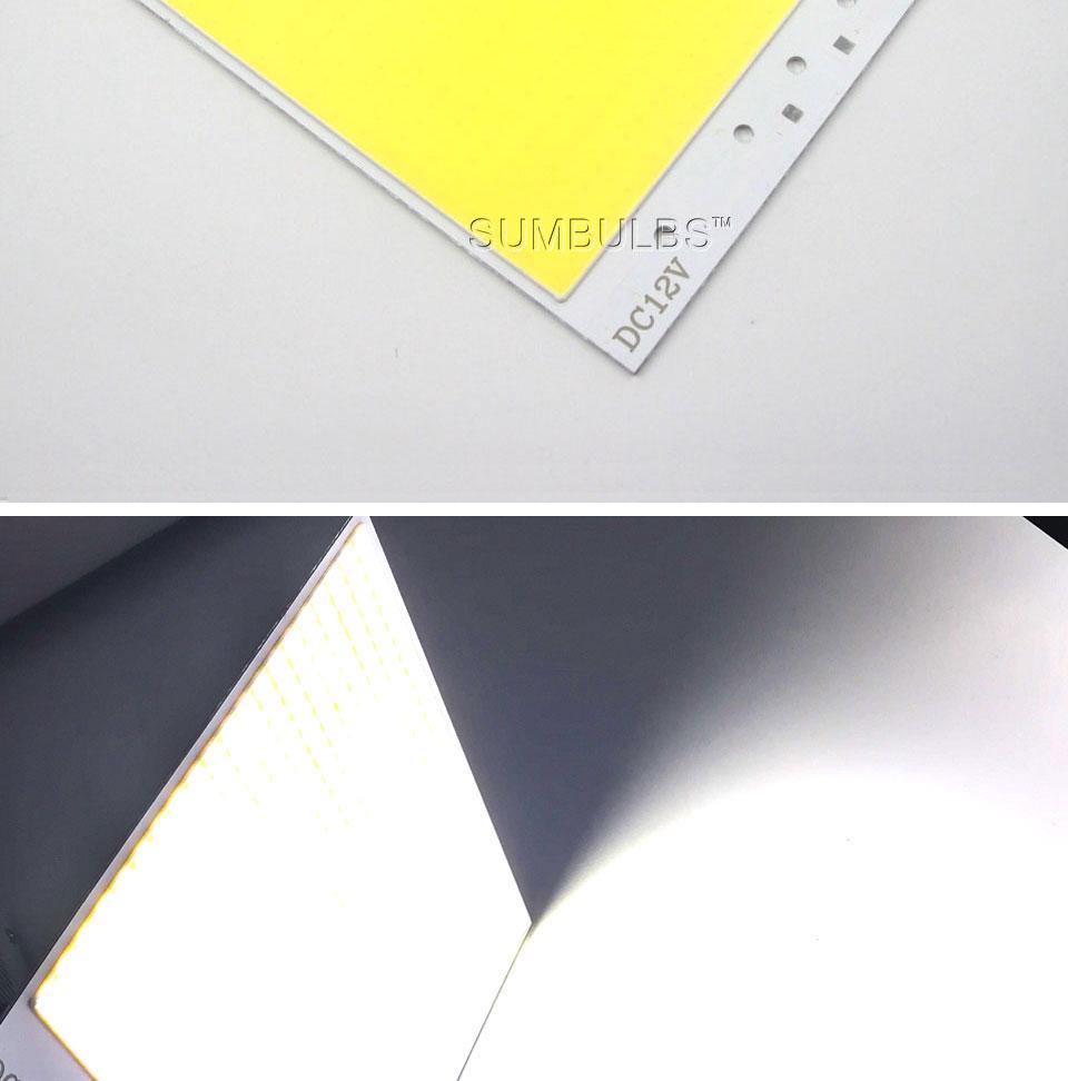 12v 300w COB LED LIGHT LAMP BULB board led lighting (8)