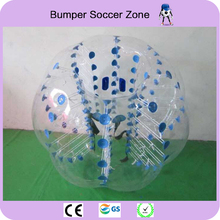 Free Shipping 1.2m For Kids Outdoor Sports Inflatable Bubble Soccer Ball Bumper Bubble Ball Zorb Ball Air Ball Bubble Football(China)