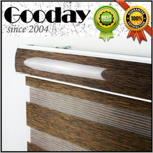 Canada and USA Israel Europe market double roller zebra curtain(China)
