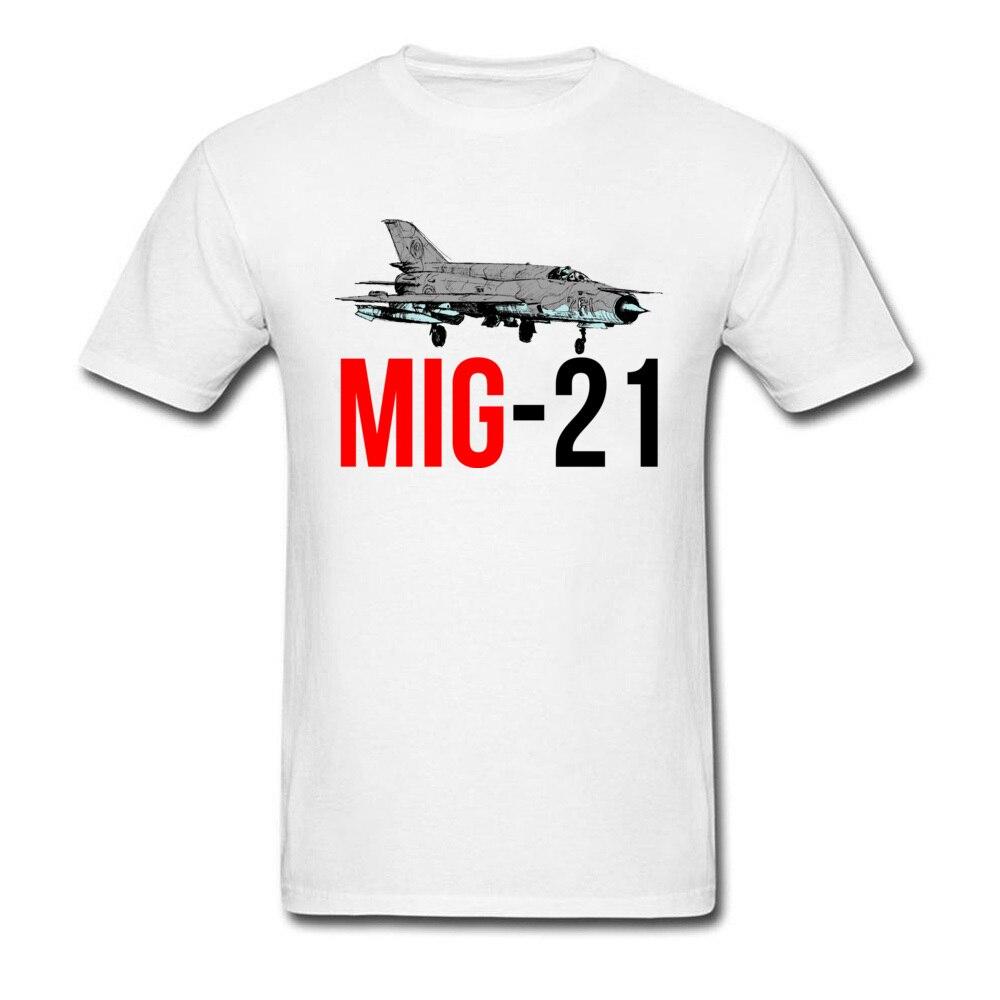 MIG 21 Jet Air Plane_white