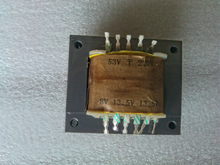 25W 220V 24V chip welding transformer 22X28 four clamps, BK EI type transformer(China)