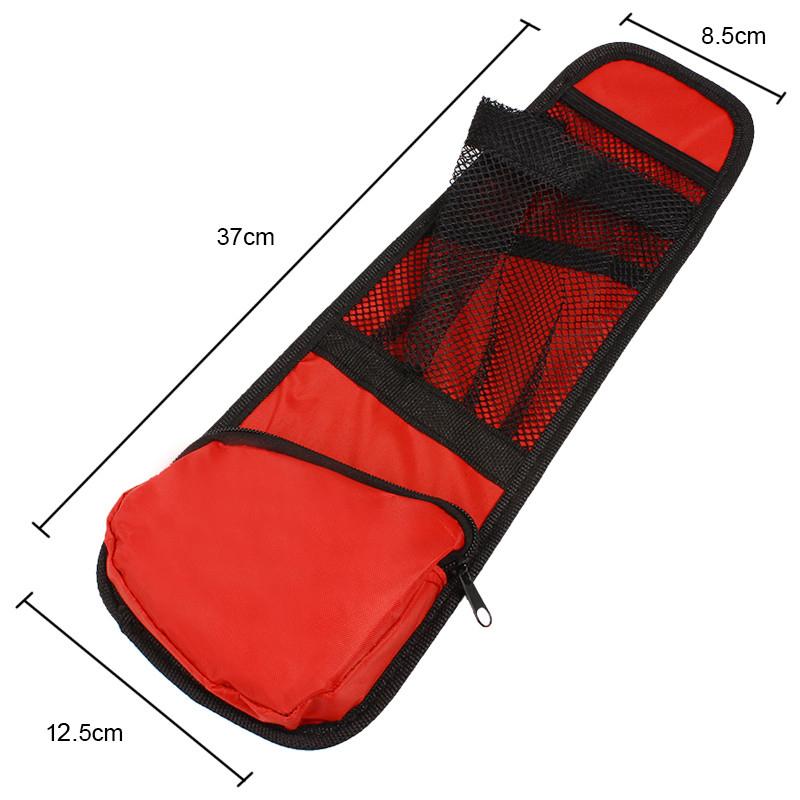06 Seat Side Back Storage Pocket Holder