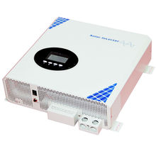 MAYLAR@ 24VDC 3000va power inverter pure sine wave off grid solar inverter built in 35A MPPT controller