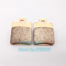 Universal Copper Brake Pads Shoes 4 wheeler For 150cc 200cc 250cc 300cc ATV Disk Motorbike Brakes Parts