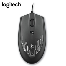 Original Logitech Gaming Mouse G100 Wired Game Mice 2500dpi for Gamer without package Cheap High Quality(China)