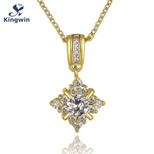 Zircon pendant new collection designer famous brand jewelry high quality pendant necklace