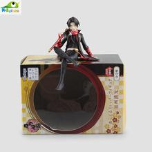 Anime Touken Ranbu Online Kashuu Kiyomitsu on instant noodle cups PVC Action Figure Collection Model Kids Toy Doll 14CM(China)
