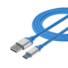 UGI Over 2A Current Type-C Color TPE Fast Charging Line Andrews USB Data Cable Antioxidant Phone Line Length 1.2M