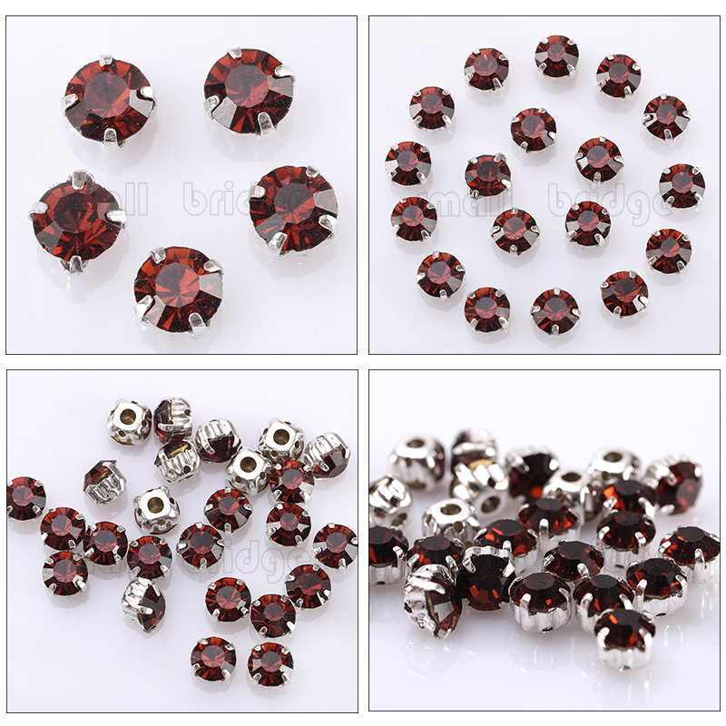 Glass Stone For Clothing (17)
