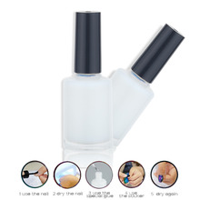 1 Bottle/LOT Pro Nail Art Glue for Foil Sticker Nail Transfer Tips Adhesive 13ml liquid Star Nails polish nail art pen