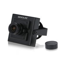 "GoolRC 1/3"" 700TVL 3.6mm Mini CCD Camera NTSC for CCTV Security Video FPV Color Camera"