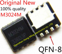 (10piece)100% New QM3024M3 QM3024M M3024M 3MM*3MM QFN-8 MOSFET(Metal Oxide Semiconductor Field Effect Transistor)