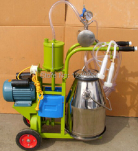 Goat Milking Machine Piston Type For Goats&Sheep Milking