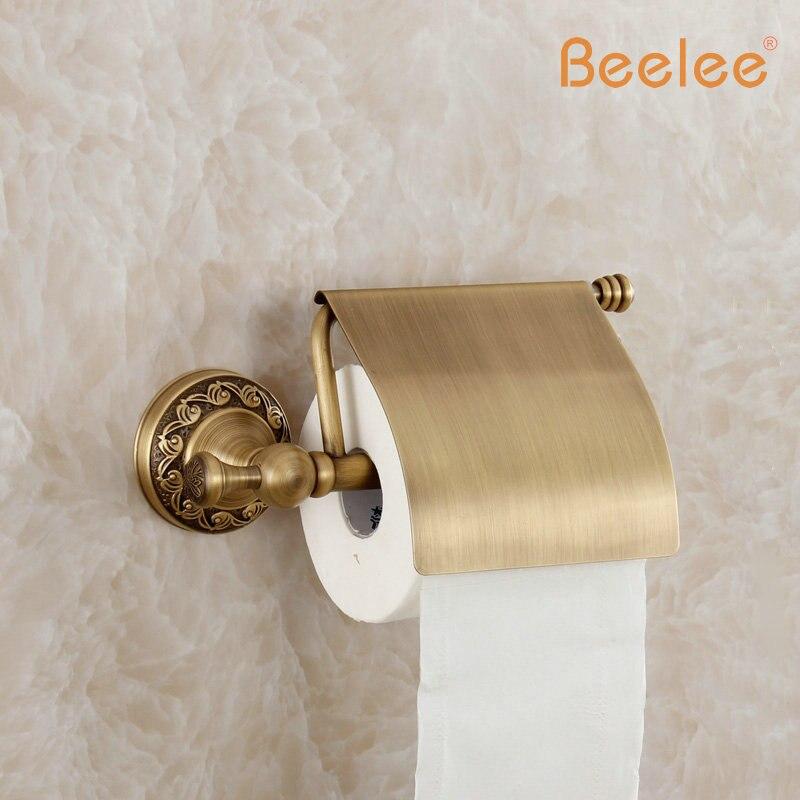 Beelee BA7710A New Arrival Antique bronze finishing Paper Holder/Roll Holder/Tissue Holder,Bathroom Accessories<br>