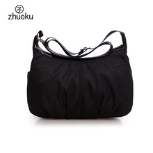 2017 New Nylon Women Shoulder Bags Hobos Designer Handbags For Women Tote bag Ladies Messenger Bags Bolso Female pouch Z303