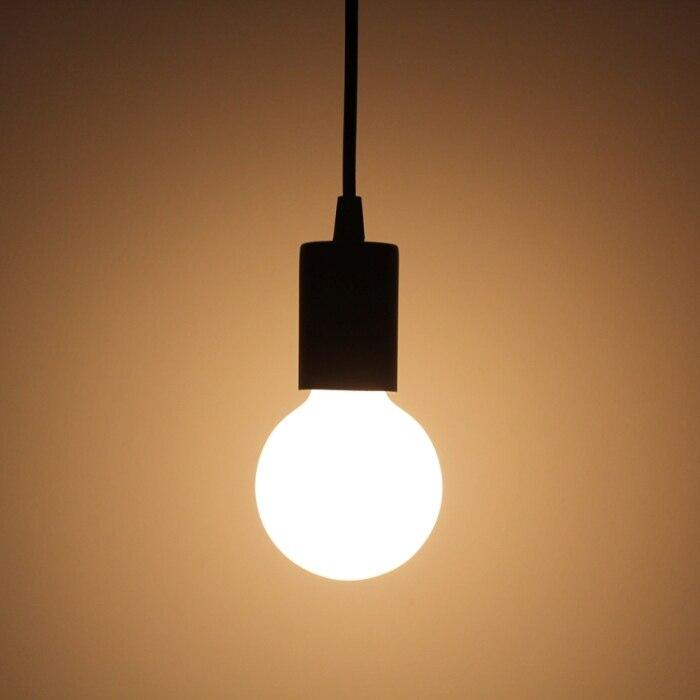 American style single head pendant lamps Restaurant Bar creative bedroom minimalist Pendant Lights lighting project zzp<br>