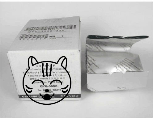 ORIGINAL Printhead Print Head Printer Head for Canon DS700 QY6-0056 QY6-0056-000 DS810 mini220<br>