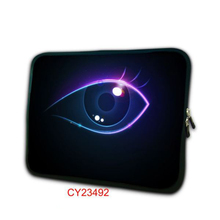 print eye soft laptop sleeve 7.9 notebook bag smart tablet case 7 mini PC protective shell cover for ipad tablet TB-23492(China)