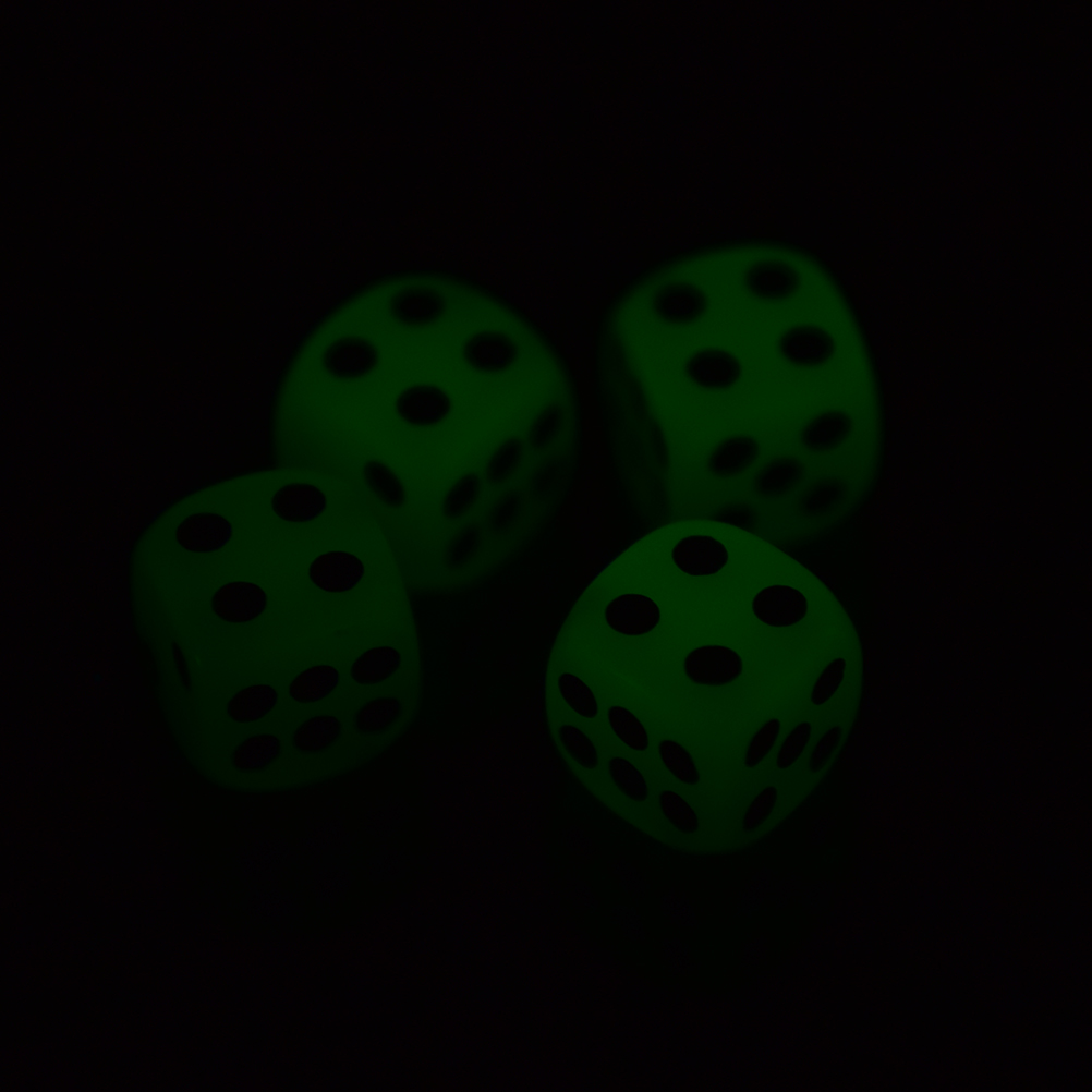 Magical Luminous Dices