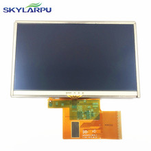 "skylarpu 5"" inch For TomTom XXL 310 Canada Full GPS LCD display screen with touch screen digitizer panel free shipping"