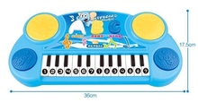 Children's keyboard rechargeable hand drum baby baby early childhood music song male girl toys