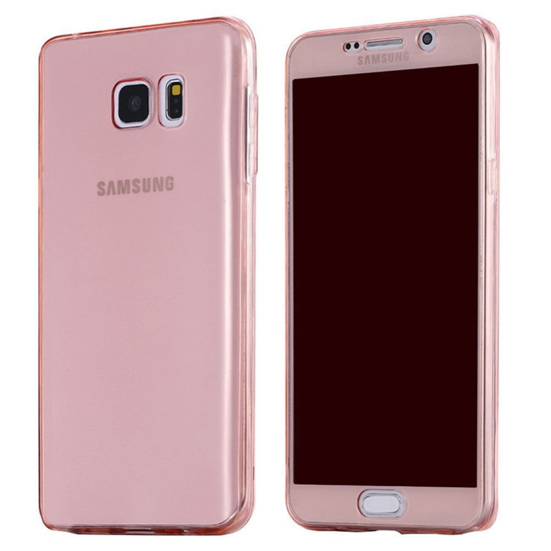 Soft TPU Silicone Case For Samsung Galaxy S10 S10Lite S3 S4 S5 S6 S7 S8 S9 Note3 4 5 G530 Note8 9 Case 360 Full Cover Protection (7)
