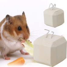 Mineral Stone Calcium Chew Toy Teeth Grinder Hamster Rat Chinchilla Rabbit S L #C60EY# Drop Ship