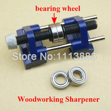Honing Guide Tool Fixed Angle Holder Hone For Sharpening Blade Woodworking Tools Knife Cutter Sharpener Chisel Sharpener(China)