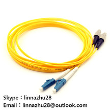 Fc-lc lc-fc p.v 3 meters single-mode single wire fiber optic jumper lc fc cable pigtail - YUYITONG store