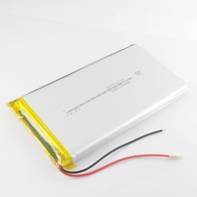 1pc 8573130 3.7V 10000mAh Lithium Polymer LiPo 3.7v 10ah Rechargeable Battery 2a For power bank pad dvd GPS PSP tablet pc laptop