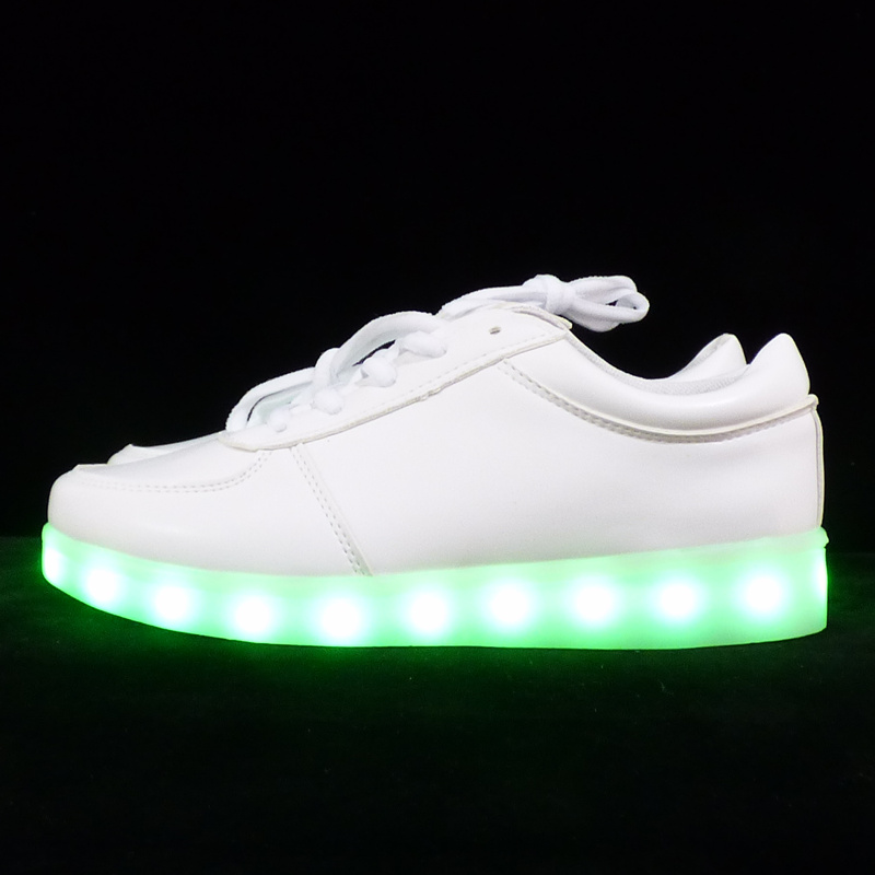 Led Shoes Luminous Insulation Men Unisex Shoes New Comfortable Glowing Led Light Shoes With 11 colors LED Shoes Tenis Feminino<br><br>Aliexpress