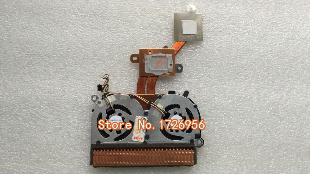 100%original for Sony VPCZ2 VPCZ21 VPCZ219GC VPCZ237FC VPCZ2 VPCZ2300 series heatsink cooler fan UDQFXX011DS0 UDQF2YR11DS0