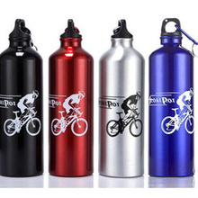 Mountain bike water bottle Bicycle Tool Tour De France Aluminium My Giant 0.75l 750ml Water Cykl Bottles Bikes Bidon Hydration