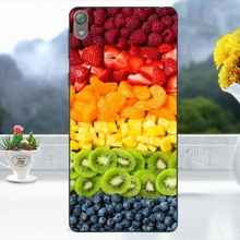 Phone Case Sony Xperia E5 Cases Softlyfit Embossment TPU Mobile Bags E 5 Cover Coque - TvcMall Online 7 Store store