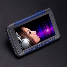 Portable Slim MP3 MP4 MP5 Music Player With FM Radio Video Movie High Sound Quality(China)