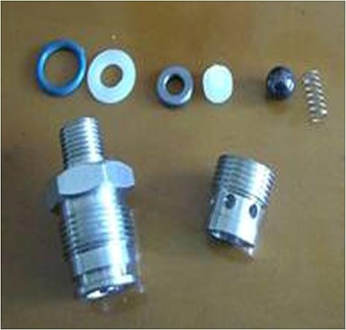 HYVST sprayer spare parts Outlet valve assembly for SPX1250-310<br>