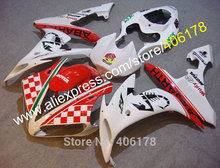 Hot Sales,For YAMAHA Fairing YZF R1 YZFR1 2004 2005 2006 YZF-R1 04 05 06 Lattice moto fairings body kits (Injection molding)