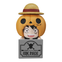 One Piece Anime Double Earphone Jack Halloween Figure (Luffy)
