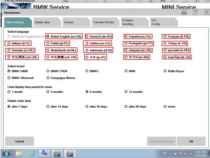 Bmw scanner 14 0 driver windows 7 64 bit